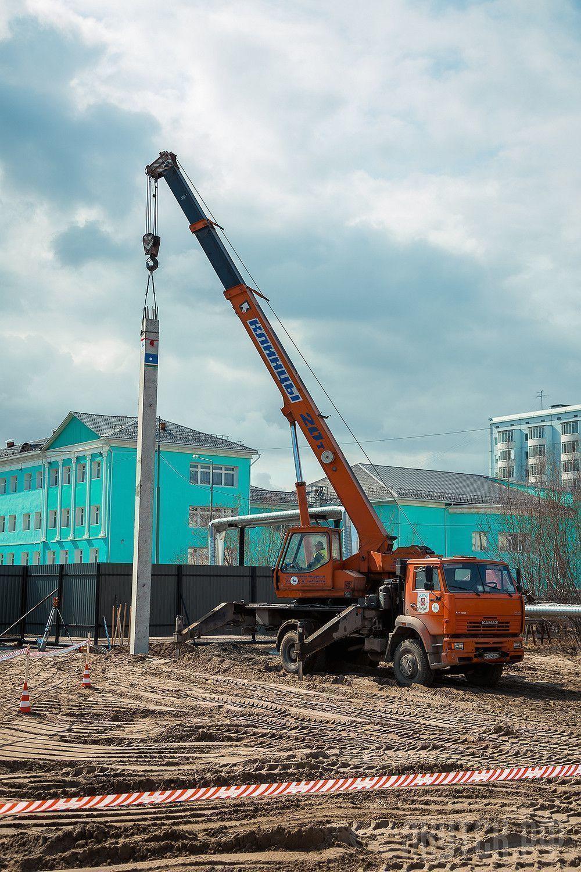 Началось строительство Дворца современного искусства имени Юрия Гагарина