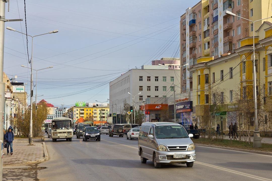 Якутск - 2014 в цифрах и фактах