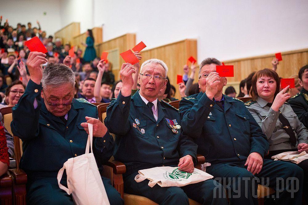 Глава города Якутска принял участие во II Съезде экологов республики