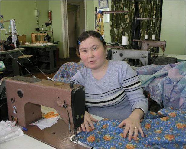 Нерентабельный  труд инвалида