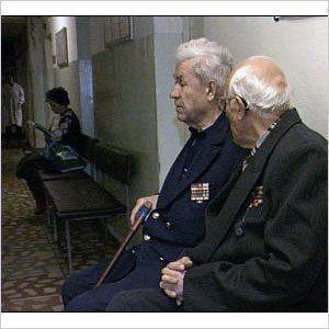 Ветераны охвачены медобеспечением