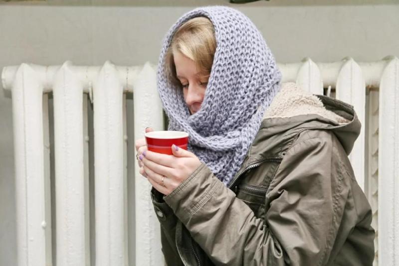 Если дома холодно