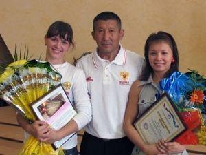 Юные борцы Якутии - лучшие в стране
