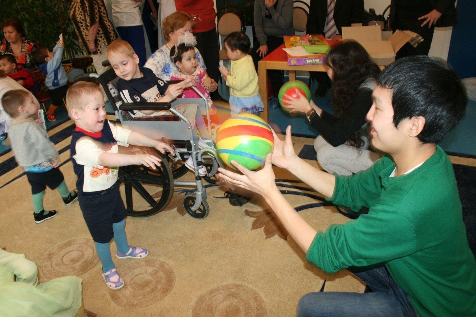 Специализированный Дом ребенка в Якутске