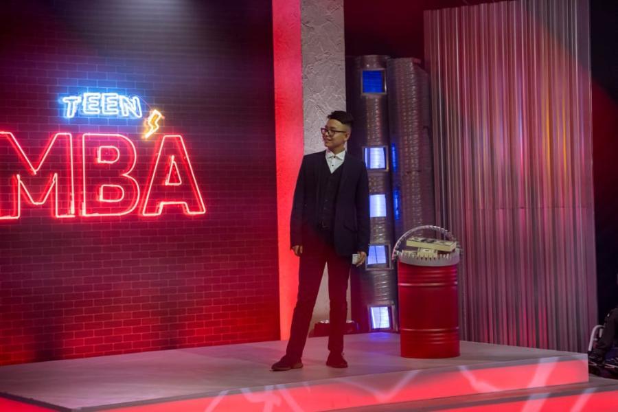 Стартап лицеиста СВФУ получил финансирование на шоу «TeenMBA»