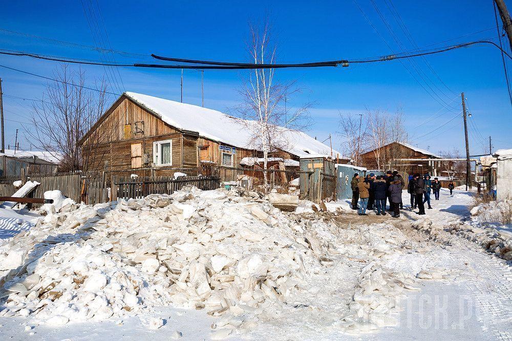 Глава проверил санитарное состояние округов и строительство жилых объектов