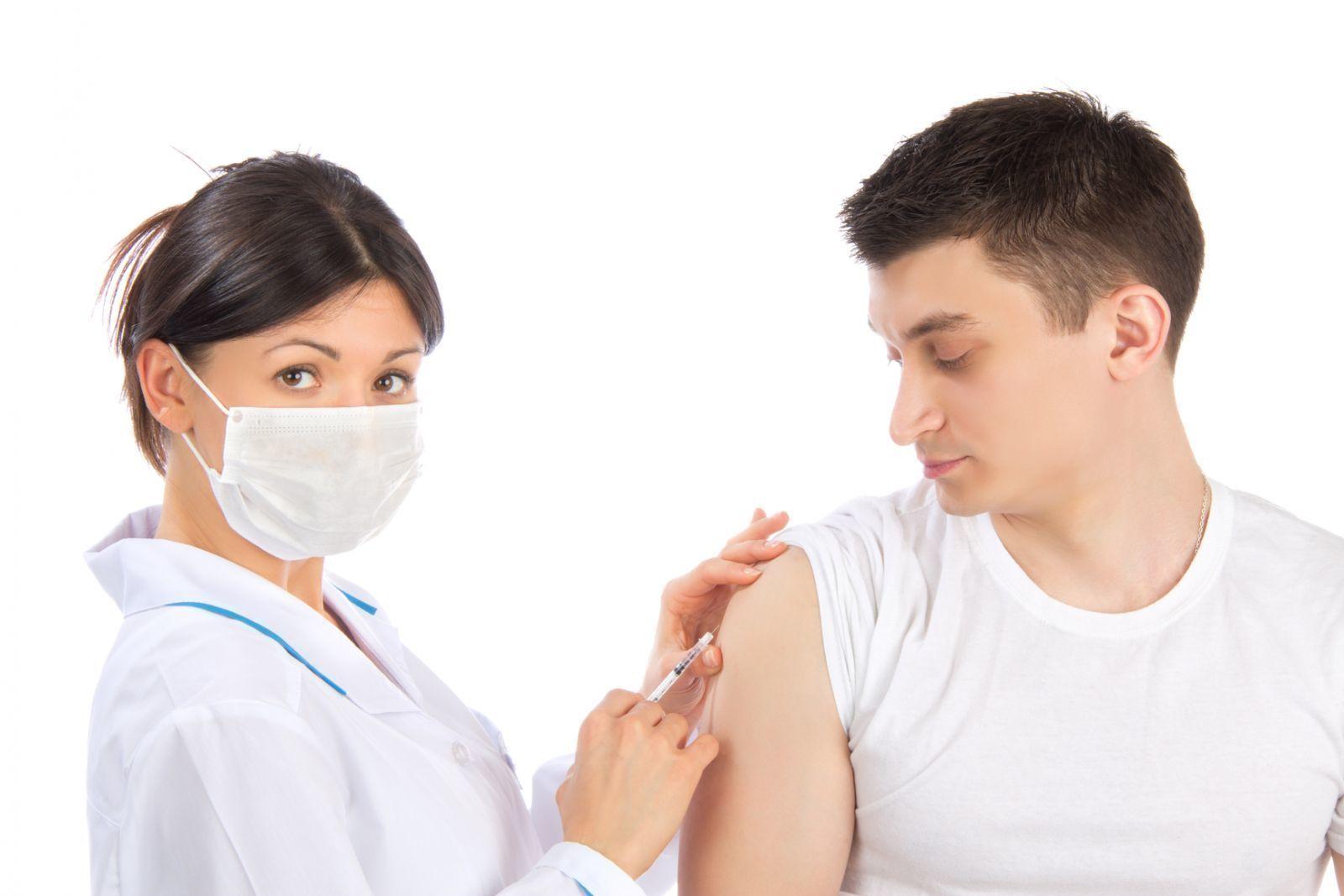 Лучшая защита  от гриппа — прививка!