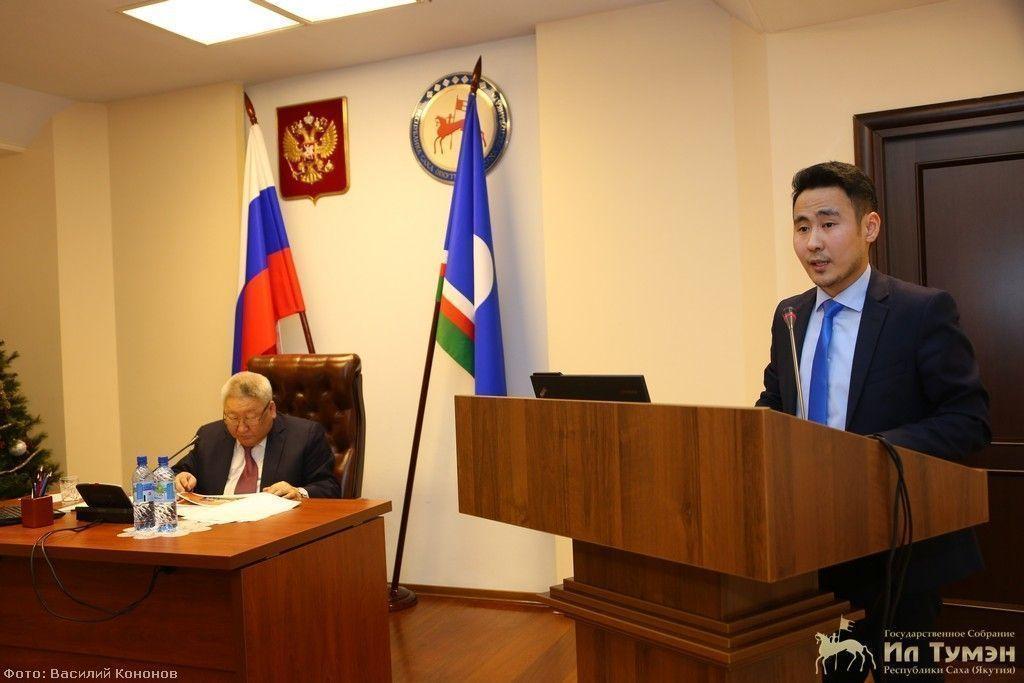 Глава Якутии призвал развивать детское движение