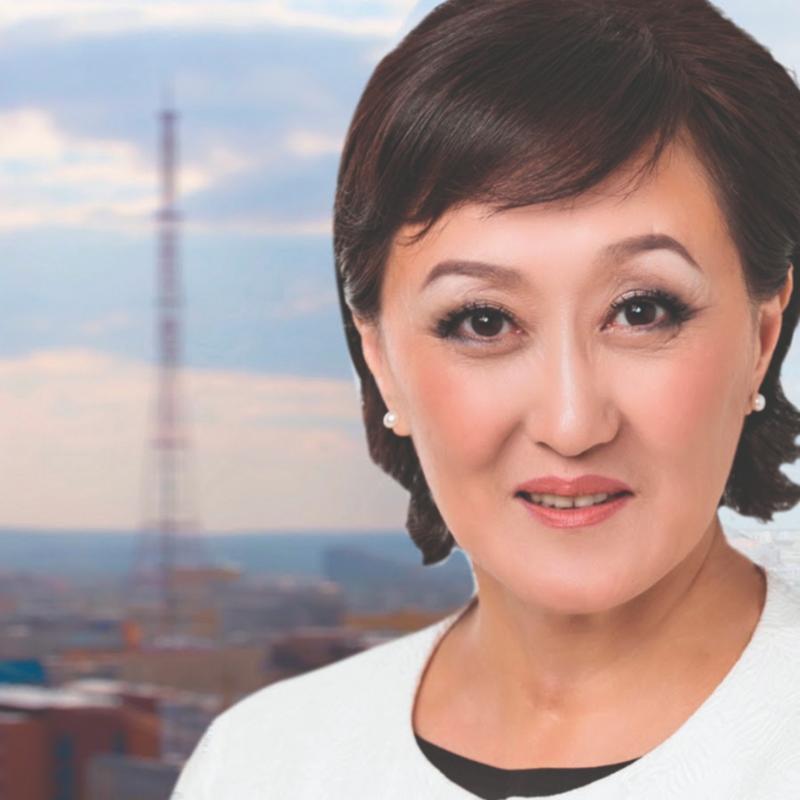 Сардана Авксентьева поздравляет с Днем государственности Республики Саха (Якутия)