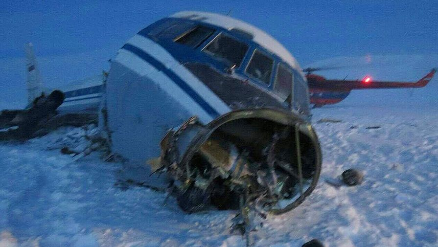 Посадили виновного в авиакатастрофе