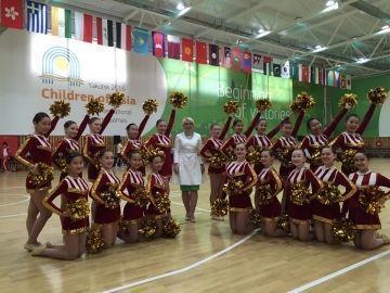 Черлидинг в Якутии теперь тоже спорт