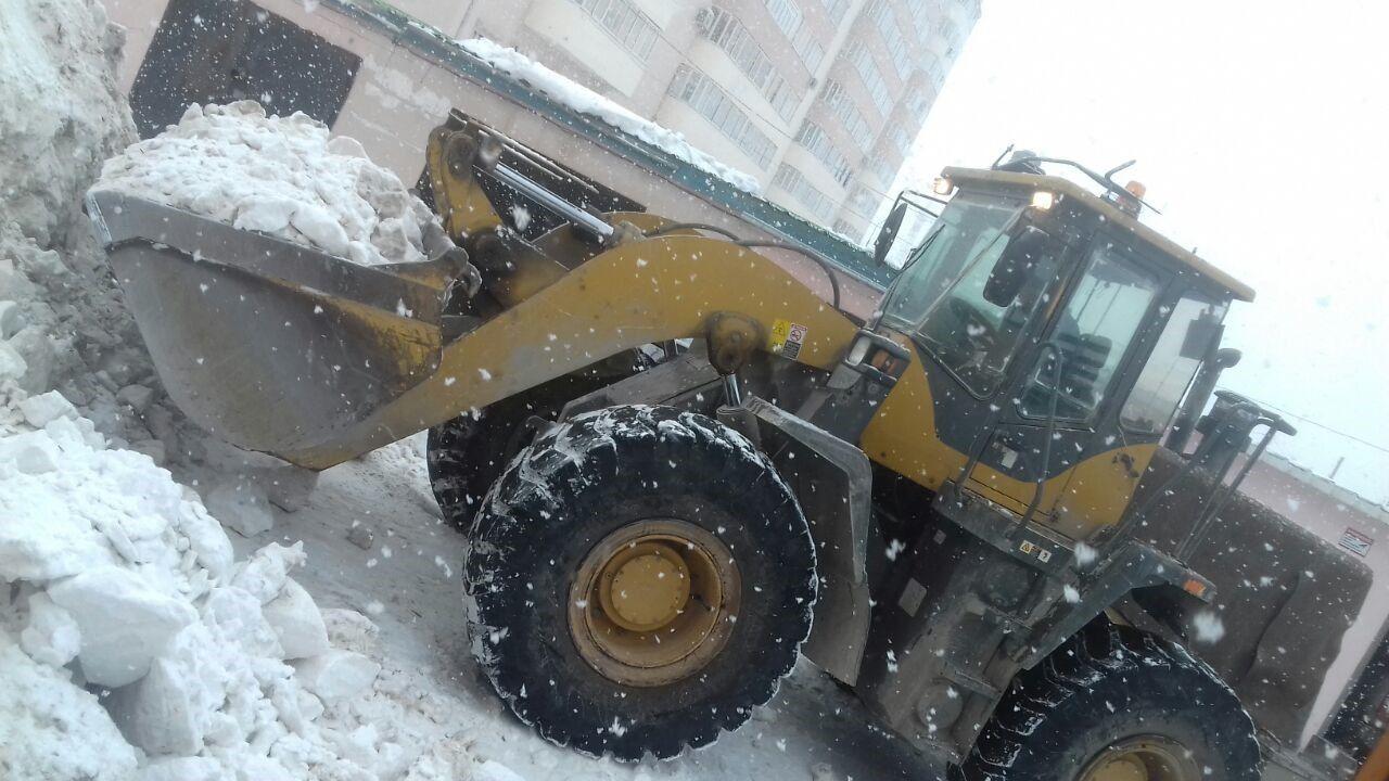 Якутск готовится к весне