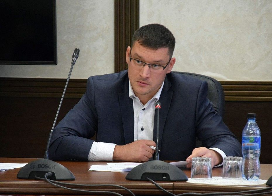 Роман Сорокин назначен первым замглавы Якутска