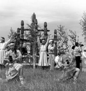 Ысыах - праздник
