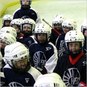 Хоккейный сезон открыт