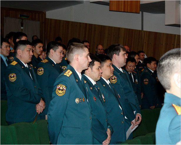 Противопожарной службе Якутска 20 лет