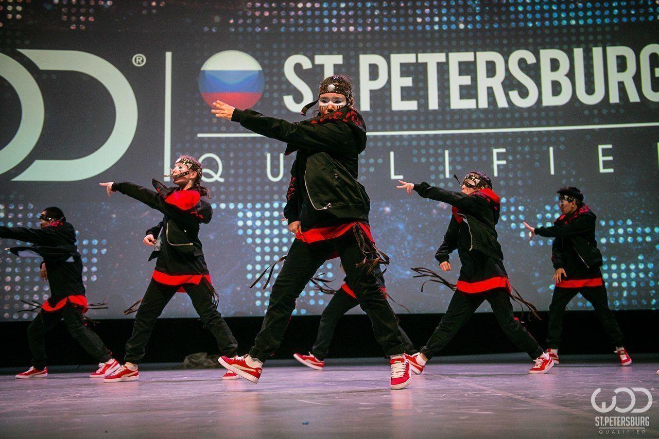 «Dance generation» на чемпионате WOD