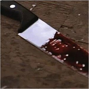 Дочь убили на глазах у матери