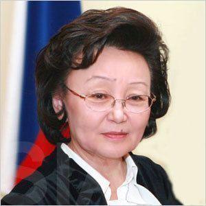 Жители Октябрьского округа поздравляют вице-президента