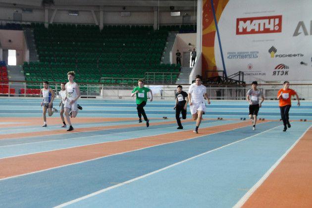 Более 160 параспортсменов приняли участие в чемпионате Якутии по легкой атлетике