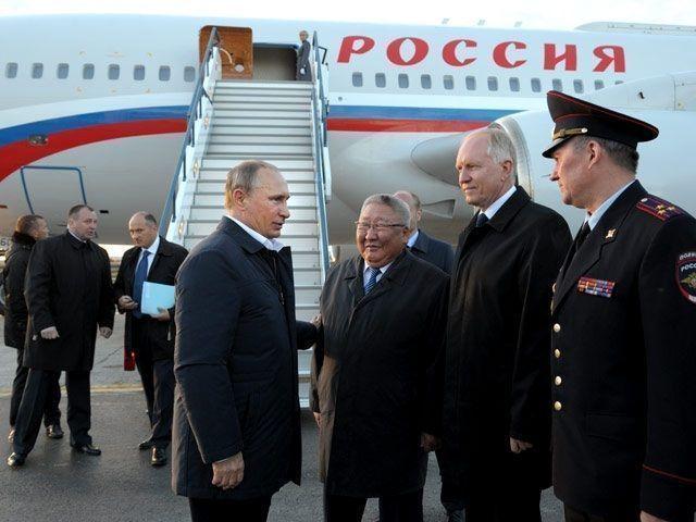 Глава государства привез Якутии определенность