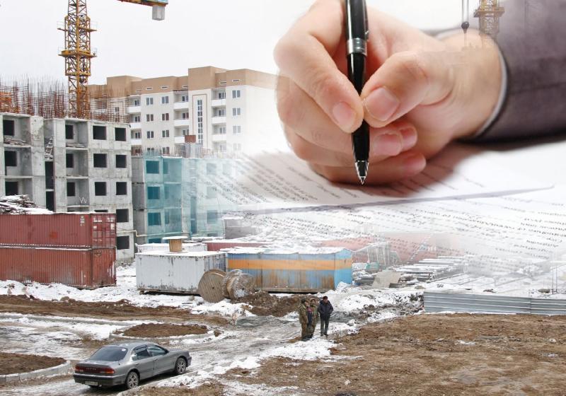 Преступления в сфере долевого строительства