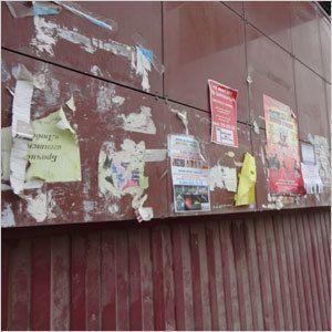 Когда мусор - рекламный, или кого штрафуют за объявления?