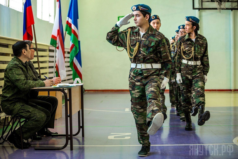 Школьники столицы приняли участие в военно-спортивной игре «Патриот-2016»