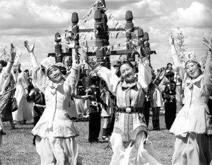 Японцы снимут фильм об Ысыахе Туймаады