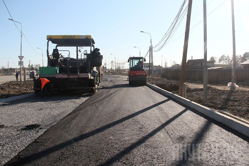Жители Гагаринского округа и Мархи обсудили вопросы ремонта дорог