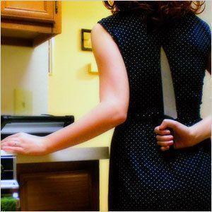 Роковые женщины с ножом