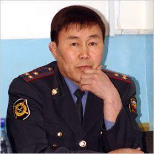 ...и начальник столичной милиции