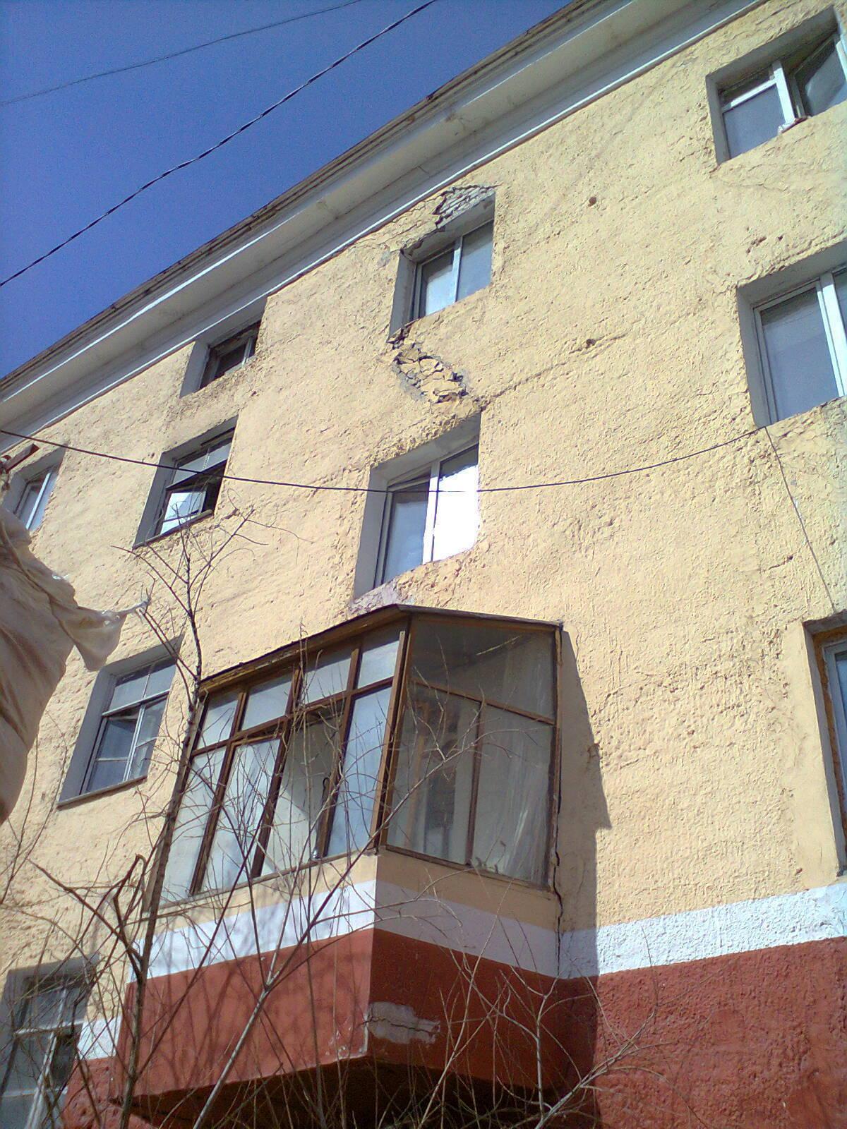 В Якутске пора сносить каменные дома