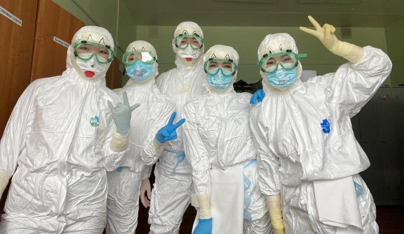 День медработника:  Как якутские врачи борются с ковидом?