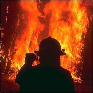 В Батагай-Алыта сгорела котельная