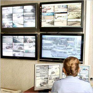 Безопасность города под видеонадзором