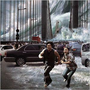 В Японии запретили фильмы о цунами и землетрясении