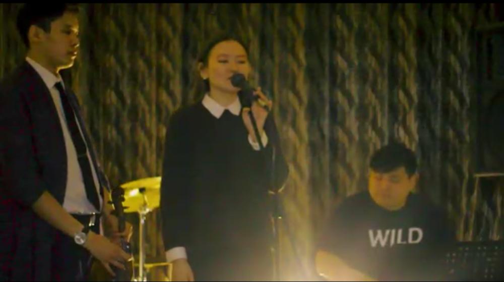 Группа «Табыс» перепела песню Юлии Паршуты «Месяц май»