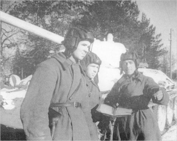 Лучший танкист  Красной Армии