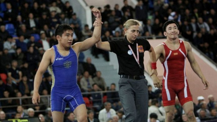 Арыйан Тютрин победил на турнире Миндиашвили и получил путевку на Гран-при Ярыгина