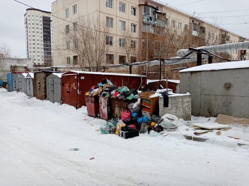 Мусорный вопрос обостряется. «Якутскэкосети» задолжал десятки миллионов