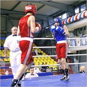 Боксеры вернулись с победой
