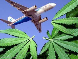 Самолеты сажает наркоман