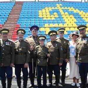 Союзу казаков России 20 лет