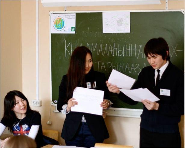 Все условия для знания родного языка. Количество классов и групп на родном языке растет!