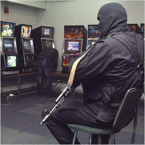 Милиция придумала, как бороться с владельцами игровых залов