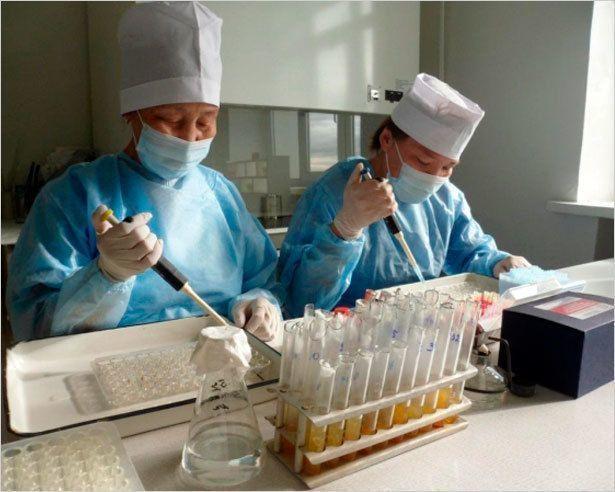 На Якутск наступает грипп. Врачи готовы