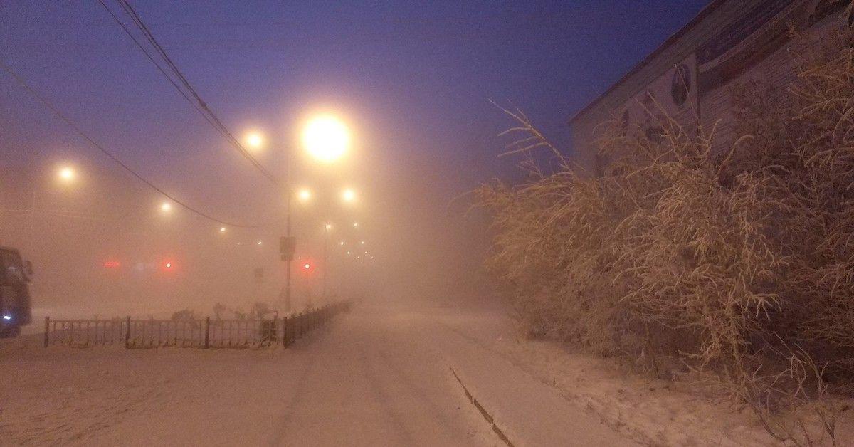 В Якутске ожидаются морозы до -51 градусов
