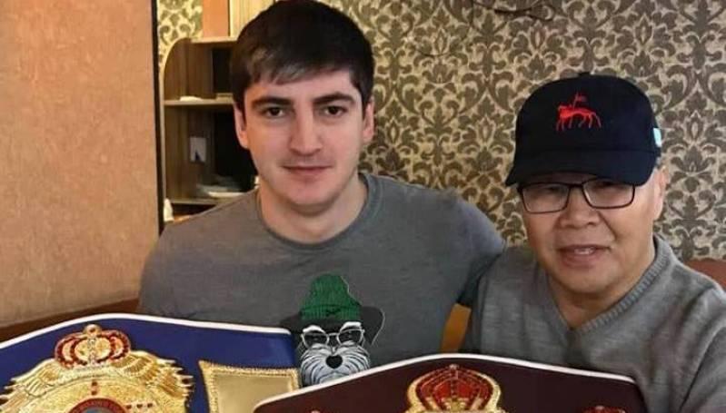 Якутский тренер подготовил чемпиона мира в профессиональном боксе