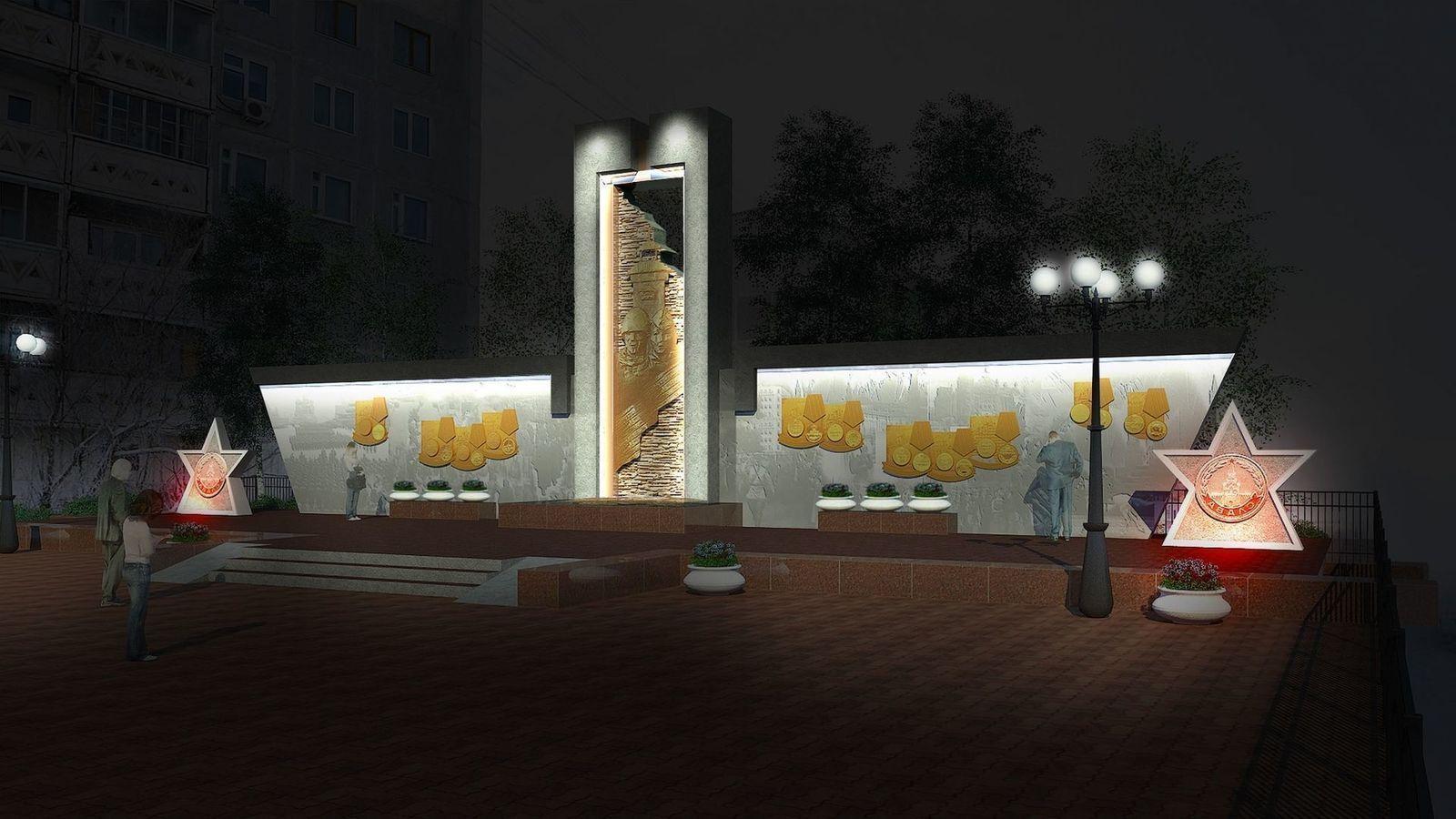 В Якутске построят мемориальный комплекс «Солдат Туймаады»
